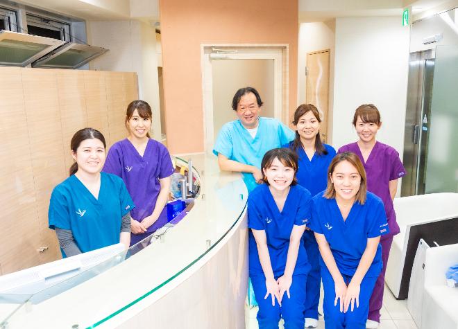 牛込神楽坂駅 A3出口徒歩 4分 神楽坂わたなべ歯科クリニック写真1