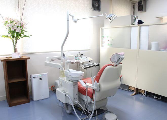 向ヶ丘遊園駅 北口徒歩 2分 飯島歯科医院の治療台写真3