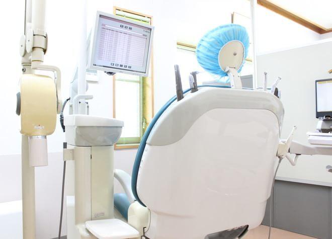 武生駅 出口車7分 わきた歯科の治療台写真1