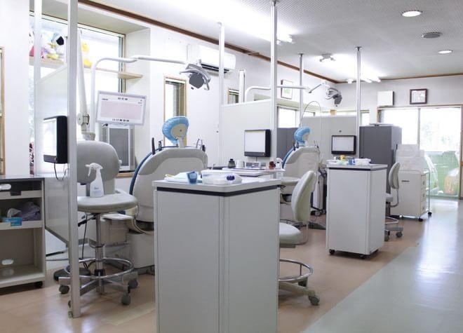 武生駅 出口車7分 わきた歯科の治療台写真2