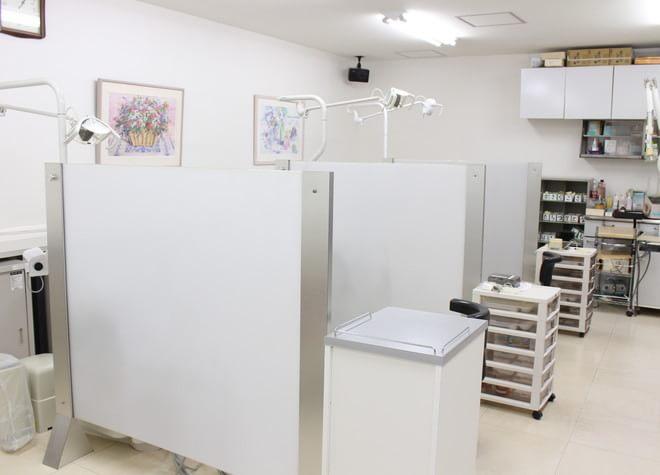 鶴瀬駅 西口徒歩 13分 はばら歯科の院内写真4
