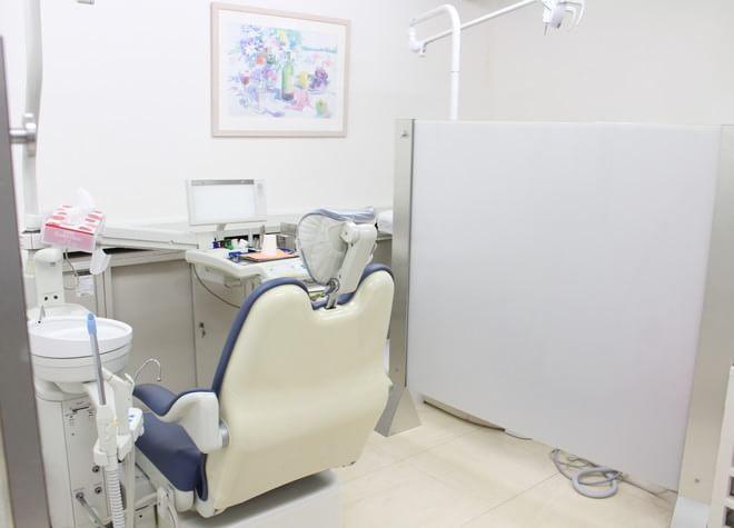鶴瀬駅 西口徒歩 13分 はばら歯科の治療台写真2