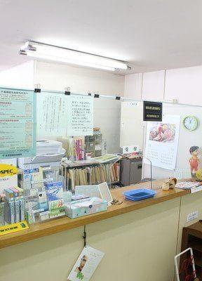 西新井駅 西口徒歩 1分 栄町歯科医院(足立区)の院内写真5