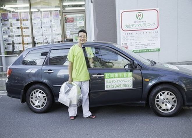 西新井駅 東口徒歩 1分 丸山デンタルクリニックのスタッフ写真6