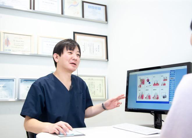 立川駅 北口徒歩 3分 オアシス歯科クリニックのオアシス歯科クリニック 診療風景写真2