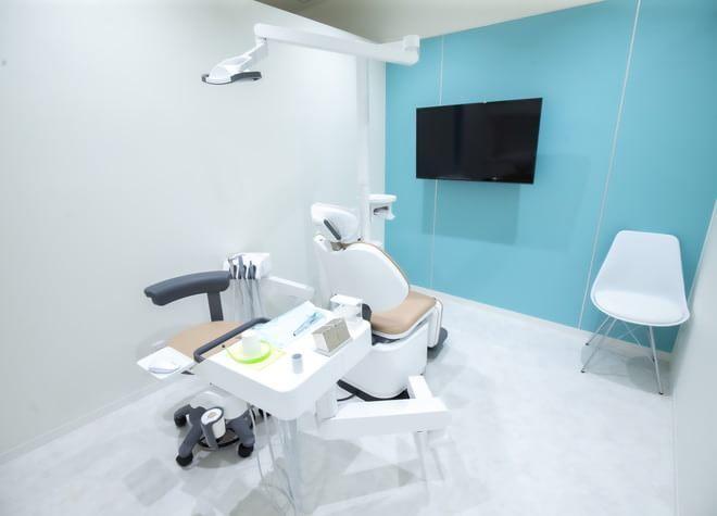 立川駅 北口徒歩 3分 オアシス歯科クリニックのオアシス歯科クリニック 診療室写真4
