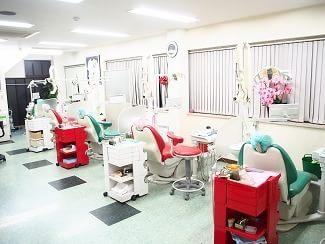 練馬高野台駅 北口徒歩12分 おおしま歯科医院写真6