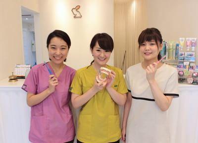 高田馬場駅2番出口 徒歩7分 西早稲田駅前歯科の院内写真2