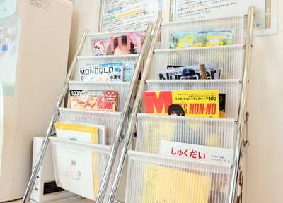 高田馬場駅2番出口 徒歩7分 西早稲田駅前歯科の院内写真6