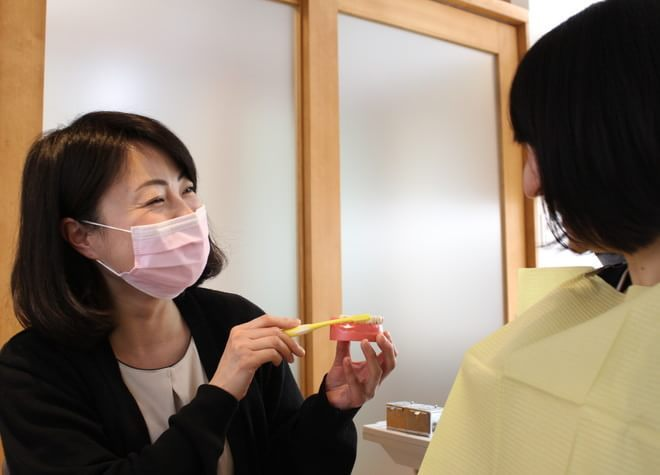 新川駅(愛知県) 出口徒歩1分 彦坂歯科医院のスタッフ写真5