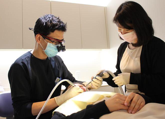 新川駅(愛知県) 出口徒歩1分 彦坂歯科医院のスタッフ写真1