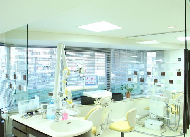 御茶ノ水駅 聖橋口徒歩5分 藤関歯科医院 神田の院内写真2
