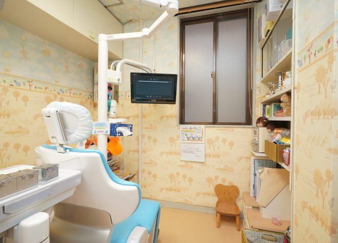 託児サービスにも対応!小児診療室で行う予防ケアでお口を守る