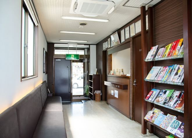 尾道駅 出口バス 14分 砂田歯科医院の院内写真5