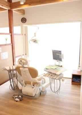 新清洲駅 出口徒歩15分 すずらん歯科矯正歯科の院内写真2