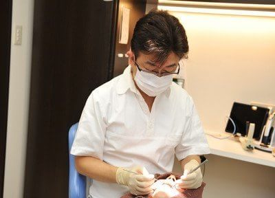 宿河原駅 出口徒歩 3分 三好歯科クリニックのスタッフ写真3