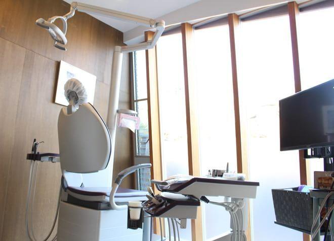 三木駅(神戸電鉄) 出口徒歩3分 原歯科医院の治療台写真1