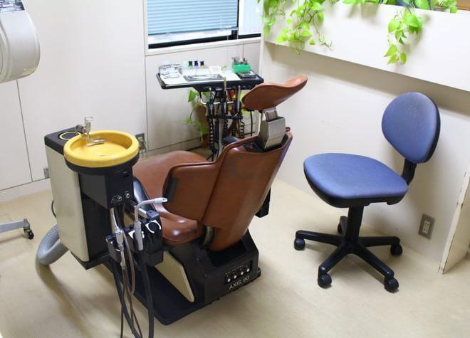 野方駅 出入口2徒歩 1分 大久保歯科クリニックの治療台写真7