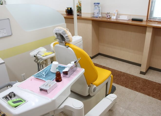 羽犬塚駅 出口車15分 香月歯科医院の治療台写真5