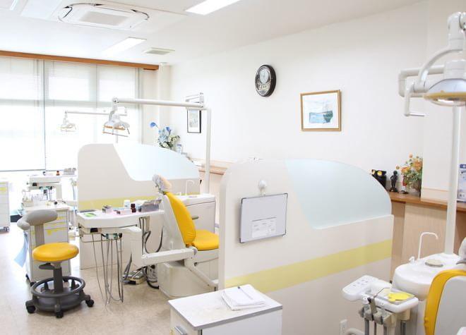 羽犬塚駅 出口車15分 香月歯科医院の治療台写真6