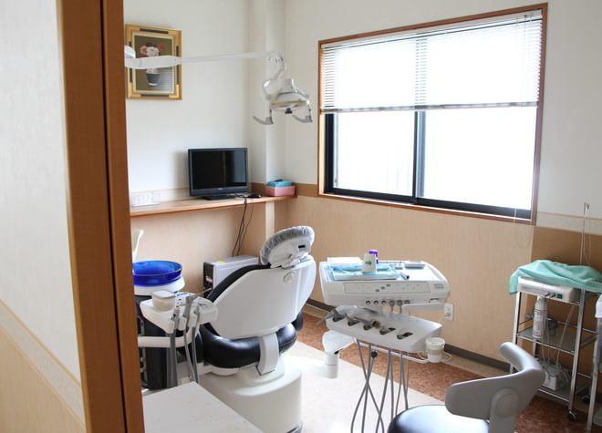 羽犬塚駅 出口車15分 香月歯科医院の治療台写真7