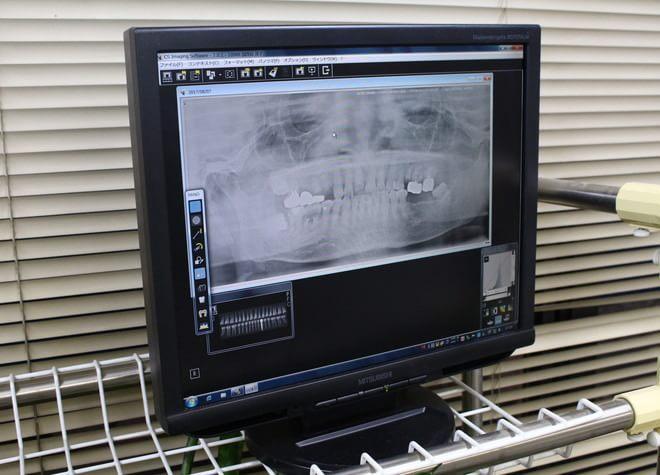 金町駅 北口徒歩 4分 ウメダ歯科医院の院内写真3
