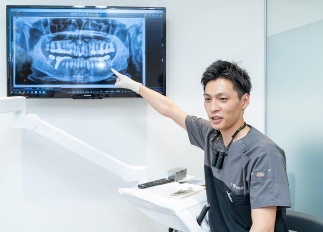 歯科用CTや口腔内スキャナーを活用!負担が少なく詳細な診断