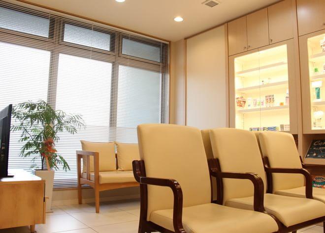 松ヶ崎駅(京都府) 出入口2徒歩1分 巴山矯正歯科・歯科の院内写真1