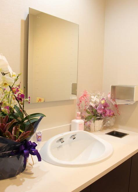 松ヶ崎駅(京都府) 出入口2徒歩1分 巴山矯正歯科・歯科の院内写真4