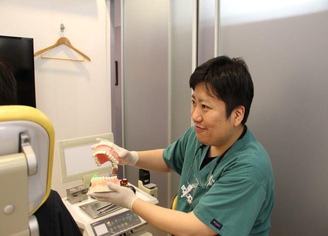 汐留駅 徒歩4分 汐留シティセンター歯科の写真6