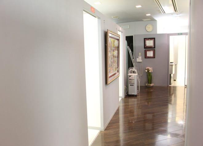 【新橋駅 徒歩1分】 汐留シティセンター歯科の院内写真7