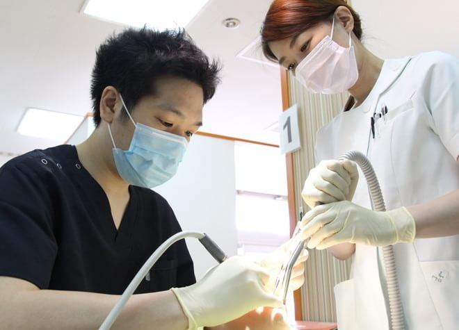 上尾ファミリー歯科の画像