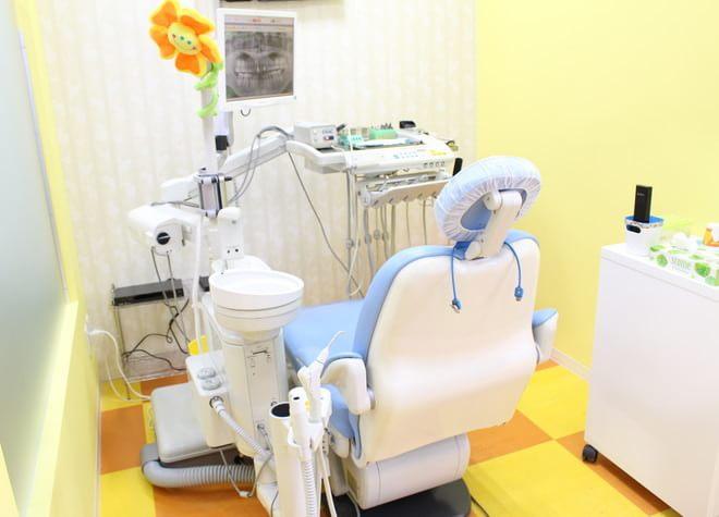 蘇我駅 東口徒歩 1分 医療法人社団 祐一会 蘇我こども・おとな歯科医院の治療台写真7