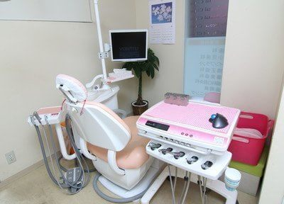 向河原駅 徒歩1分 アップル歯科クリニックの院内写真5