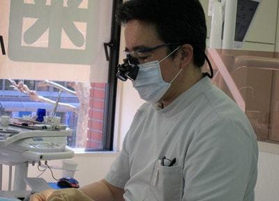 荒川区役所前駅 出口徒歩3分 はやしべ歯科医院の院内写真3