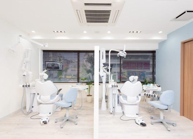 京急蒲田駅 出口徒歩 4分 Dental Office Kureの治療台写真2
