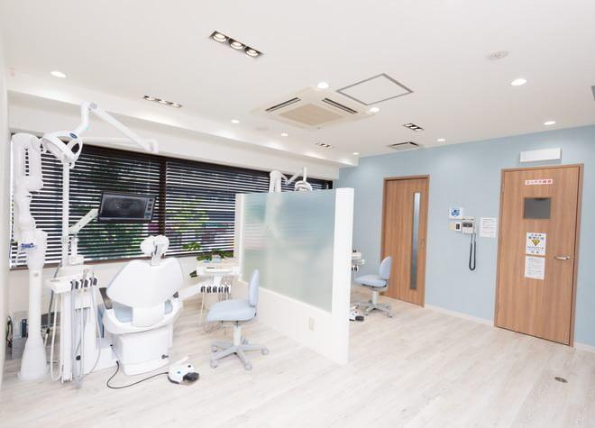 京急蒲田駅 出口徒歩 4分 Dental Office Kureの治療台写真3