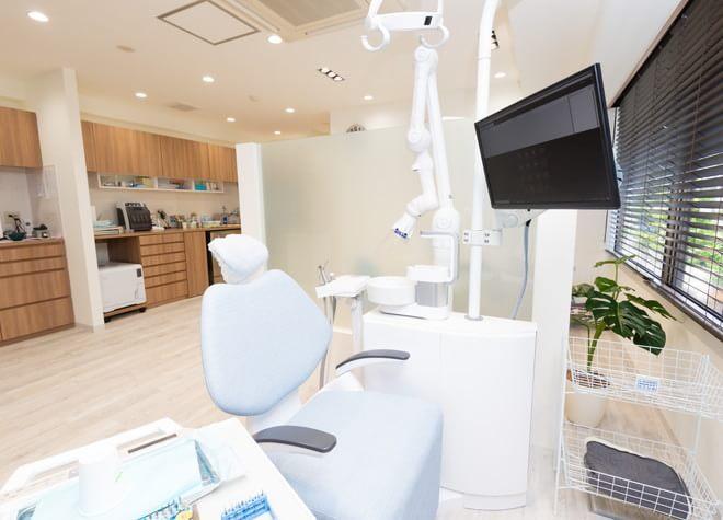 京急蒲田駅 出口徒歩 4分 Dental Office Kureの治療台写真4