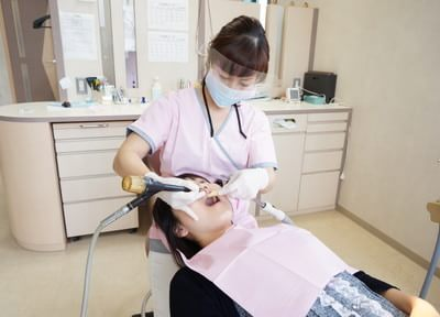 黒川駅(愛知県) 出口車 5分 たかぎ歯科医院のスタッフ写真5