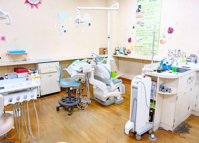 岩屋橋駅 出口徒歩 2分 東歯科医院の治療台写真2