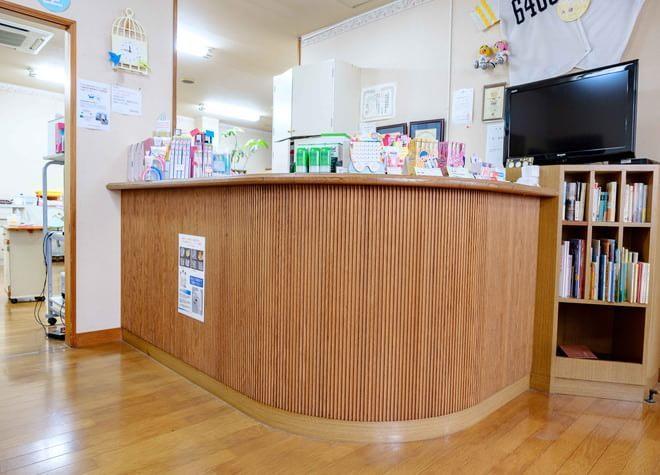 岩屋橋駅 出口徒歩 2分 東歯科医院の院内写真3