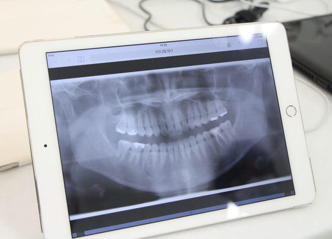 1.歯科医師が連携をとり、チームとしてサポート