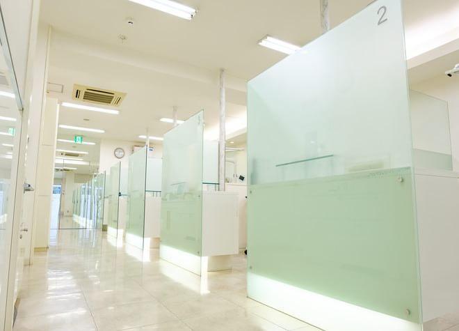 中洲川端駅 5番出口徒歩 3分 博多 ひろえ歯科の治療台写真2
