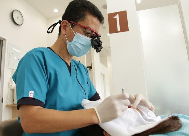 北坂戸駅 西口バス 13分 せと歯科クリニックの院内写真4