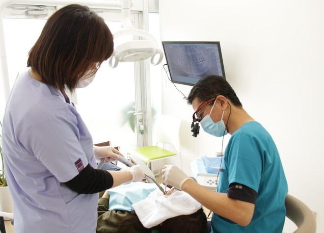 北坂戸駅 西口バス 13分 せと歯科クリニックの院内写真5