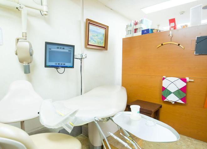北浜駅(大阪府) 4番出口直結 中村歯科診療所の治療台写真3