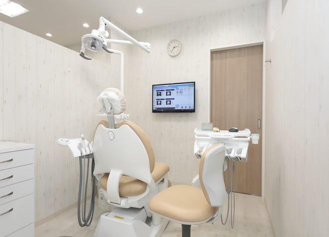 柏駅 東口徒歩 8分 さだ歯科クリニックの治療台写真7