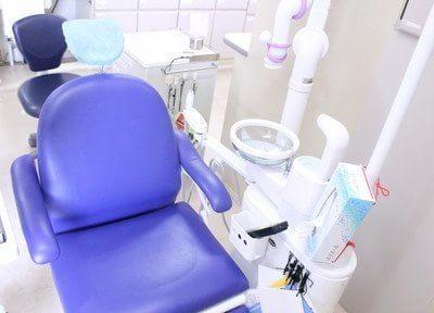 知立駅 出口 徒歩15分 オカダ歯科クリニックの治療台写真1