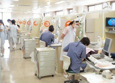 知立駅 出口 徒歩15分 オカダ歯科クリニックの院内写真5
