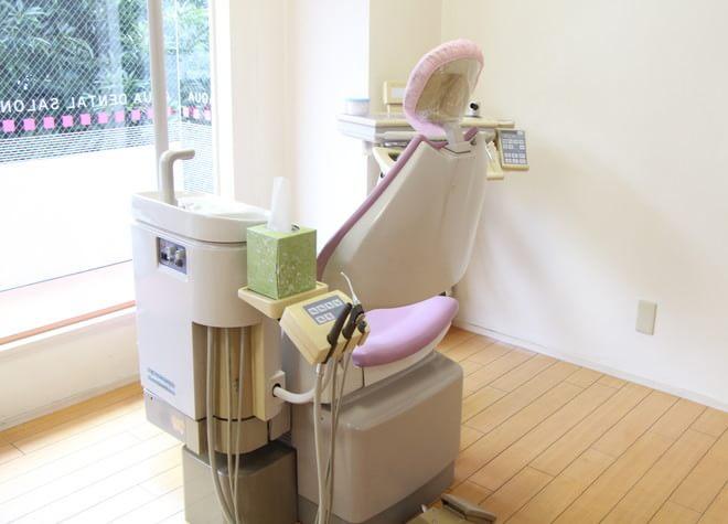 稲毛海岸駅 南口徒歩 2分 アクア歯科の治療台写真2